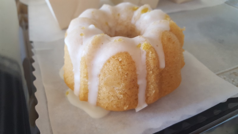 Gluten Free Lemon Heaven Bundt