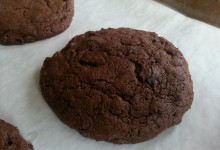 Chocolate Chocolate Chunk Cookie
