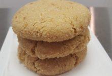 Vegan Lemon Sugar Cookies