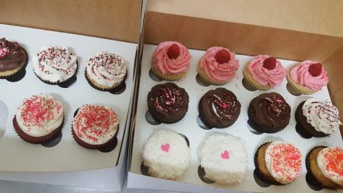 Long Beach CA Vegan Cupcakes